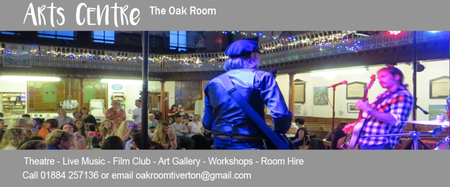 Live music, room hire