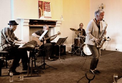 Helen Rimmer Quartet 2